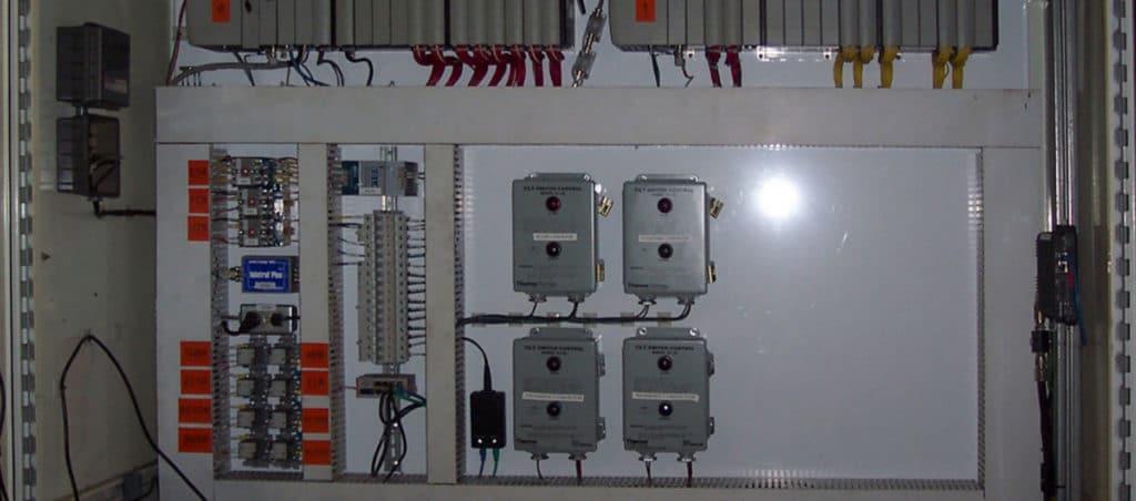 Bulk Material Handling PLC Controller
