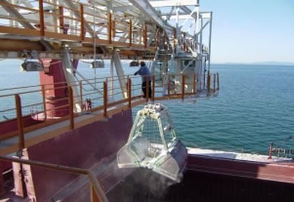 barge unloaders