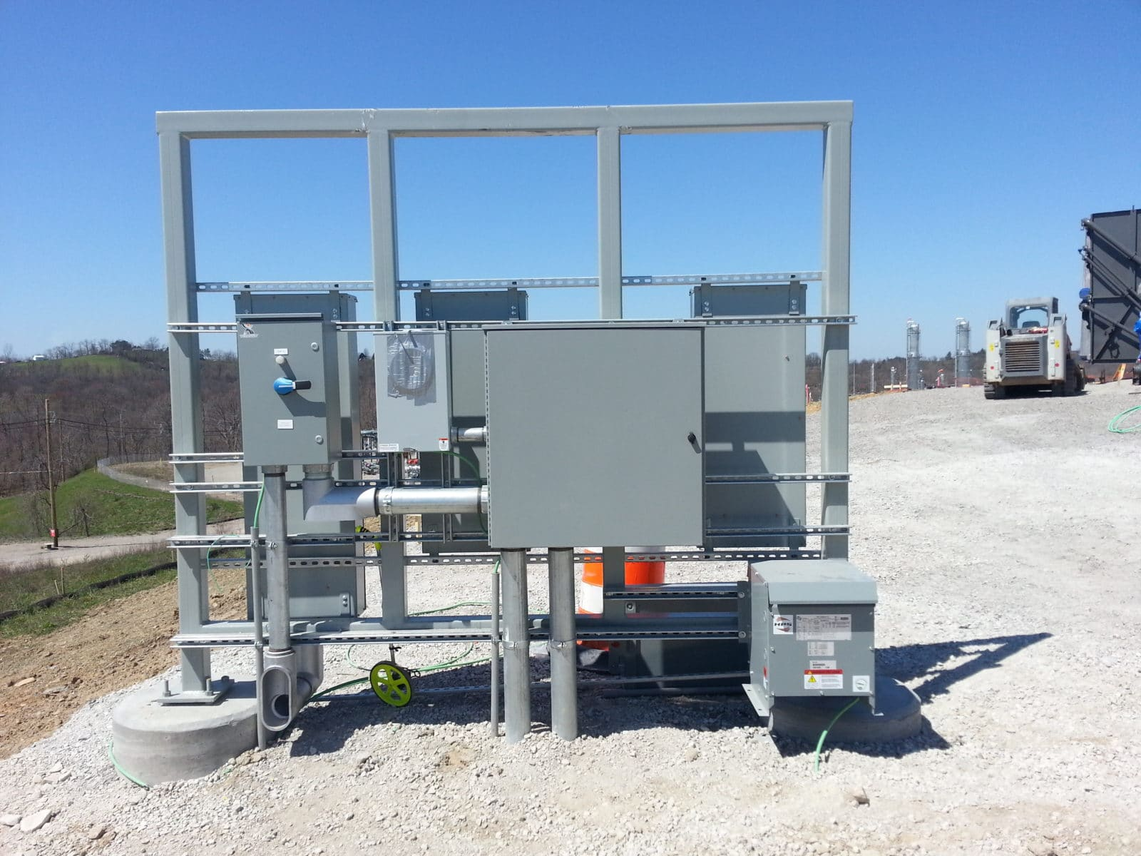Control Panels for Oil & Gas Industry