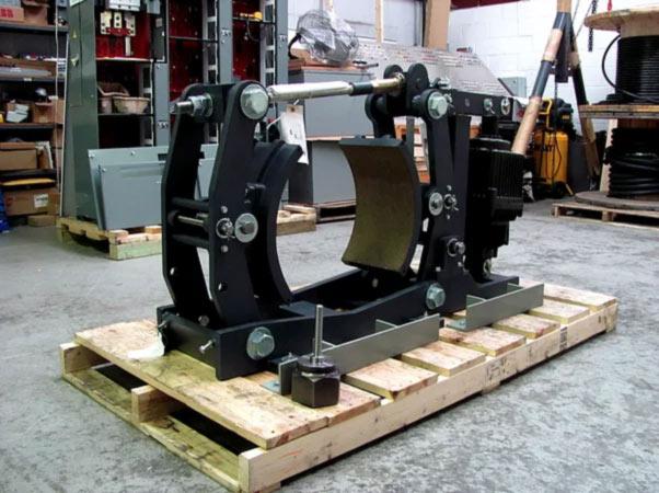 AC Electro-Hydraulic Brake Upgrade