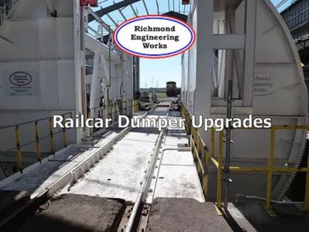 Railcar Dumper Upgrades