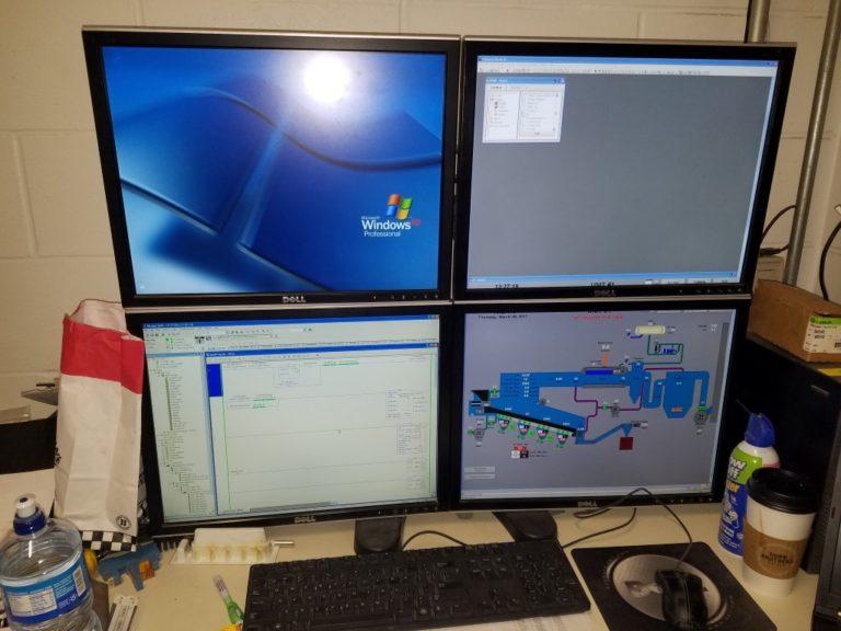 RDF Screens