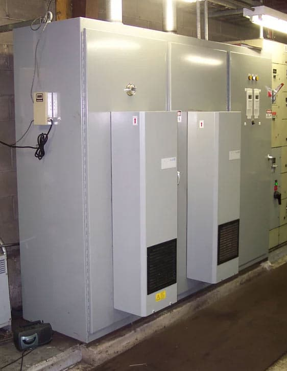 Control Cabinets for Bulk Material Handling Equipment