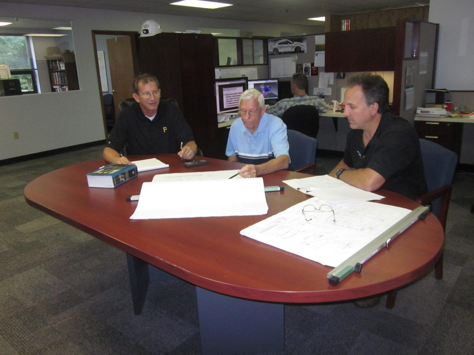 Office Bulk Material Handling Engineering Meeting