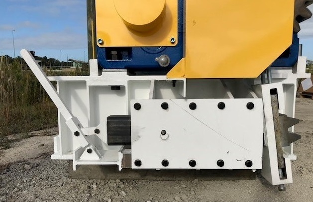 Rack Lock Assembly for Dumper