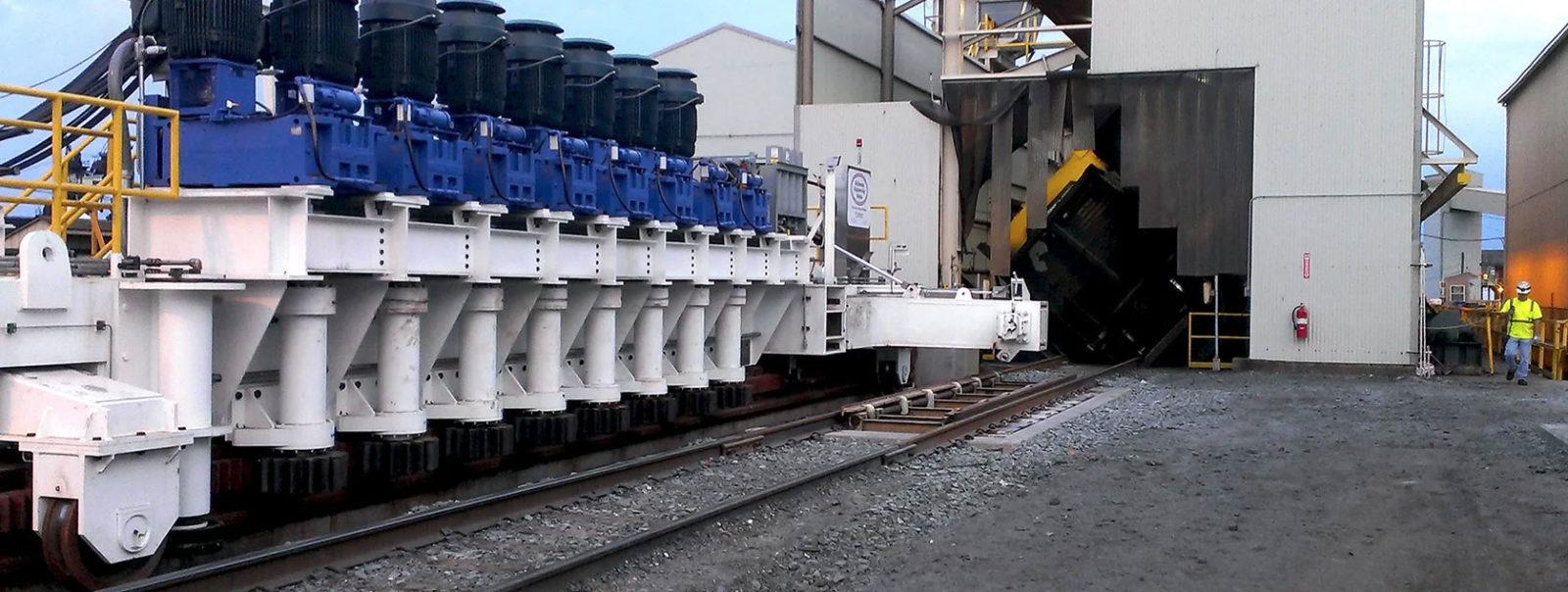 Train Positioner
