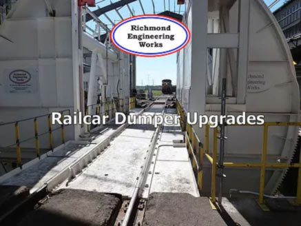 Railcar Dumper Upgrades
