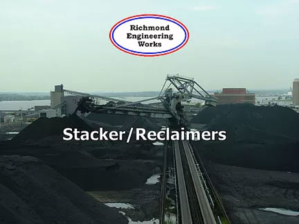 Stacker/Reclaimers