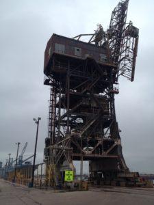 Coal Ship Unloaders Richmond Engineering Works