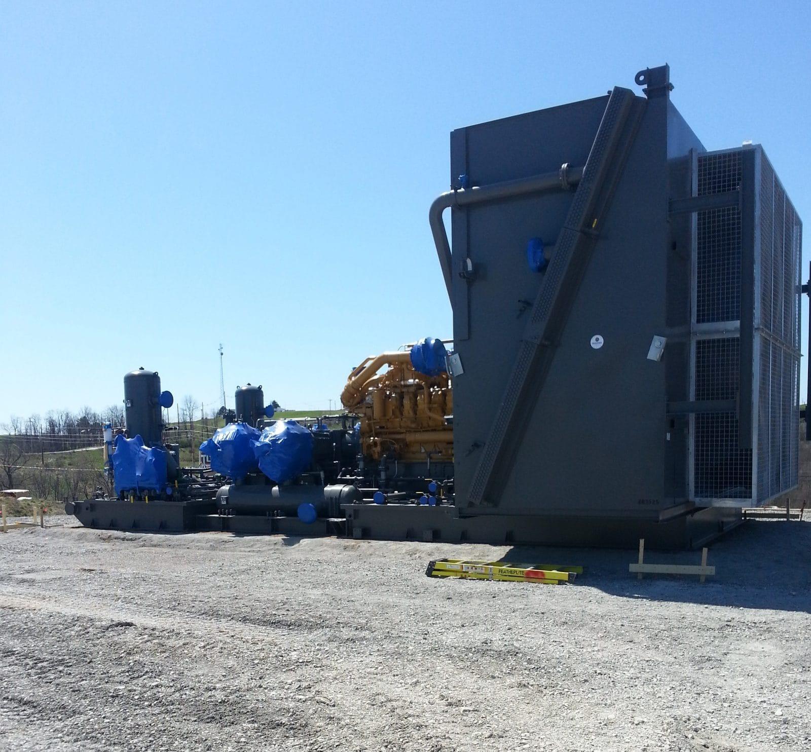 Oil and Gas Compressor