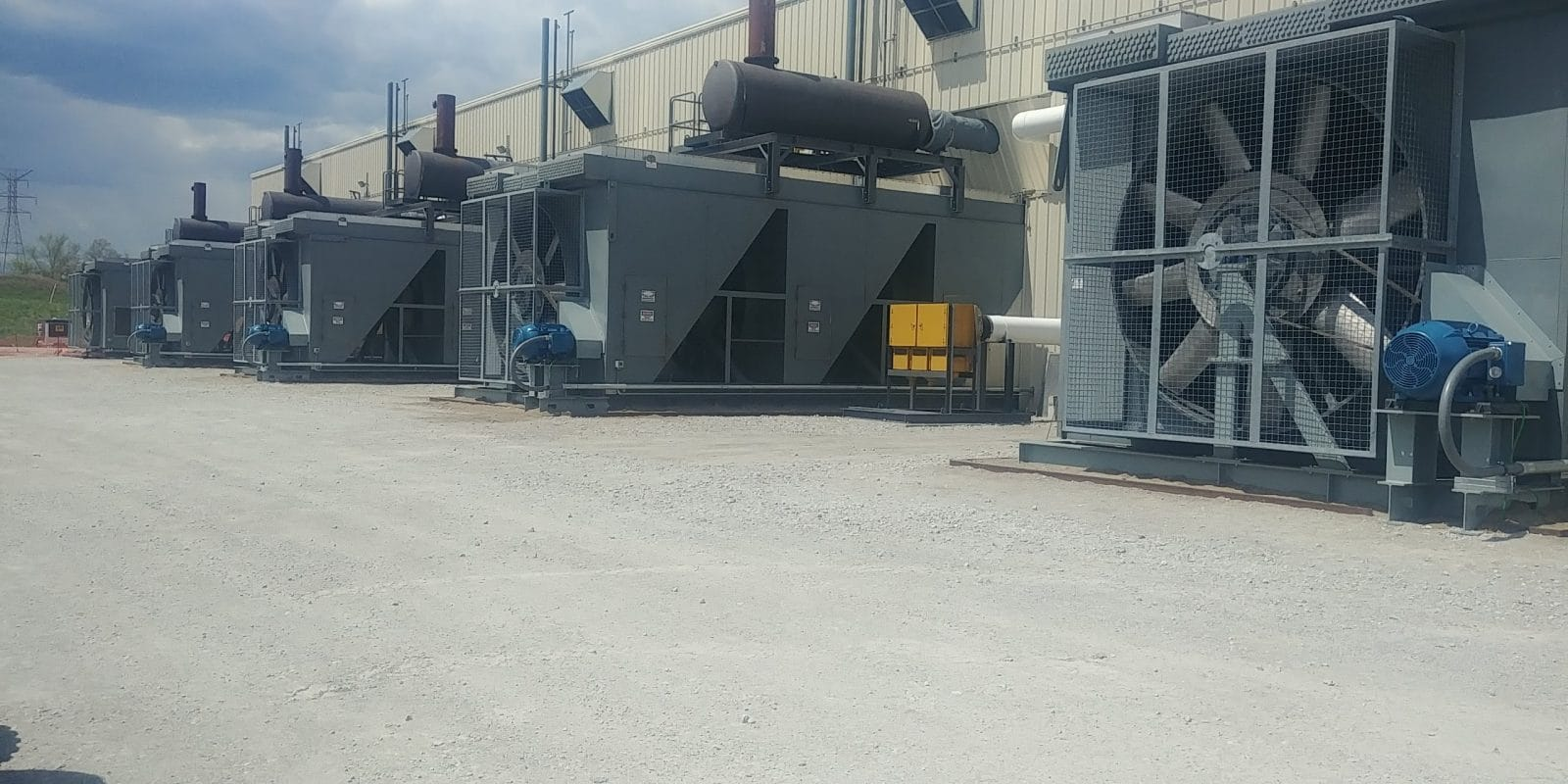 Compressor Facility in Eastern Ohio